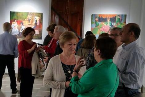 Exposición-Aula-Universidad-Granada-Pinos-Puente-4